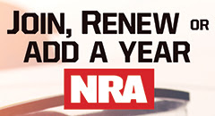 Join the NRA today and get a $10.00 discount!